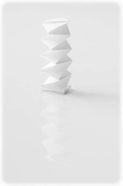 Origami Tower by EddieAC