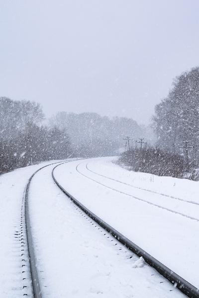 Blizzard by PhotoEarl