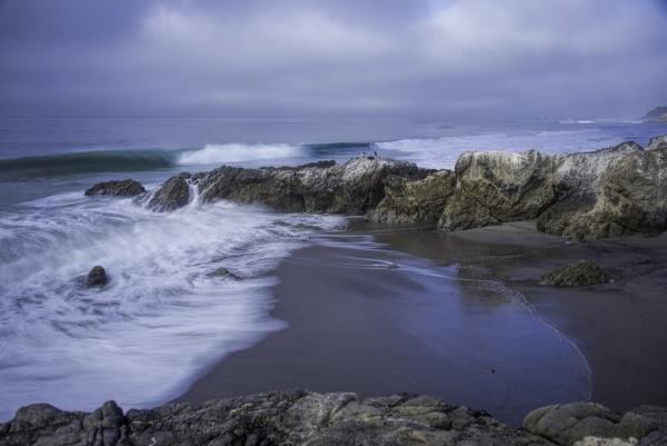 Sea Motion by BillTheBaer