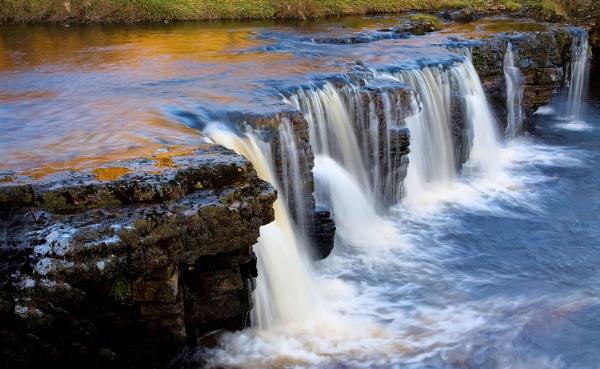 Wainwath Force Falls by georgehopkins