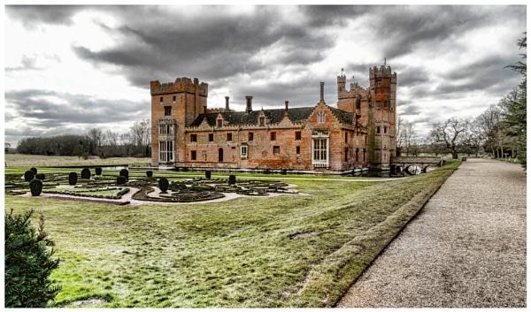 Oxburgh Hall  Nr Swaffham  Norfolk by malleader