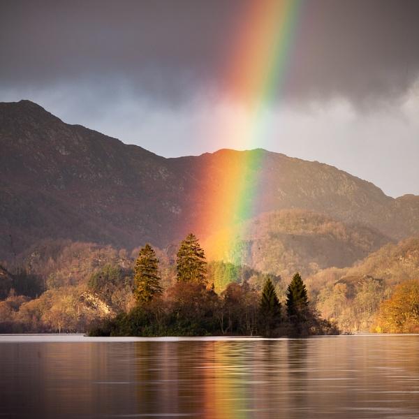 Rainbow? by GHGraham