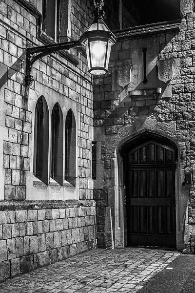 Windsor 50mm Challenge - Castle Door by rburnage