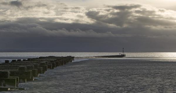 Crosby Beach by philhomer