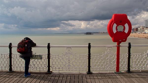 brighton pier by tpfkapm