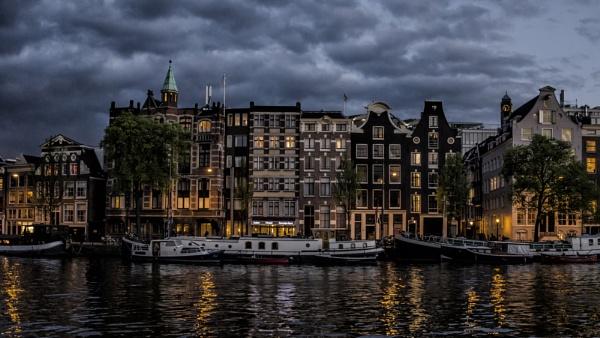 evening Amstel by zdumus