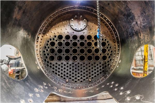Inside the Smokebox by DicksPics