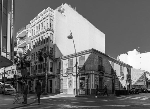 Torrevieja street scene by pdunstan_Greymoon
