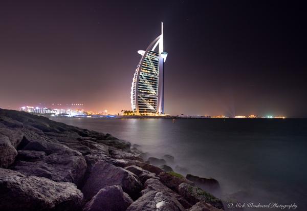 The Burj Al Arab by kojak