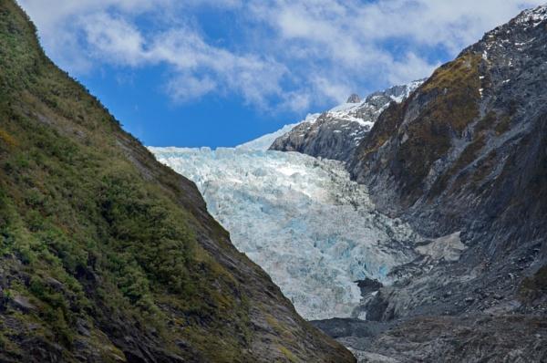 Franz Josef glacier by Rick51