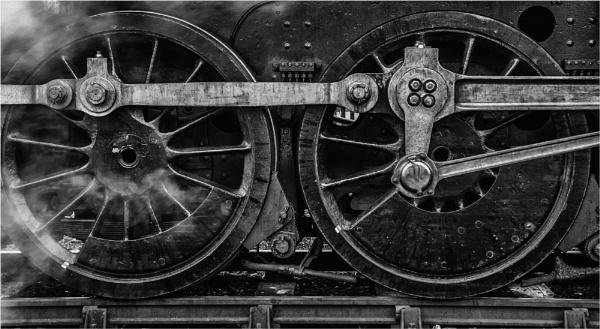 Drive Wheels by Hoffy