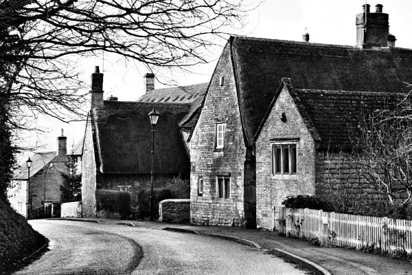 Gretton Village by Bucyrus