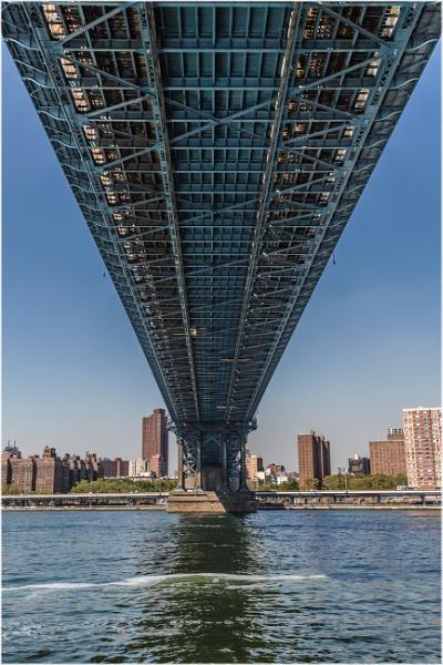 Manhattan Bridge by MalcolmS