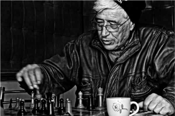Checkmate by Steveman