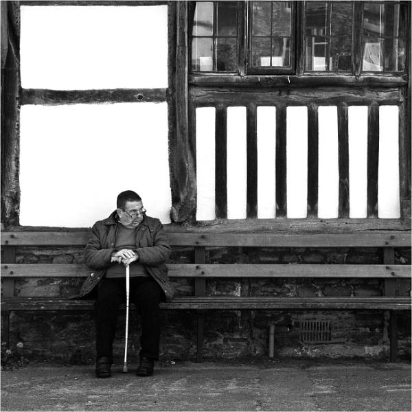 Alone by Steveman
