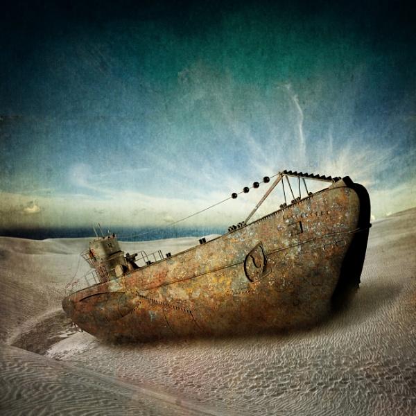 U-977 – 66 Days Under Water by Scaramanga
