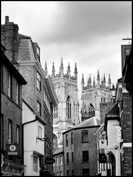 York Minster by Tramper