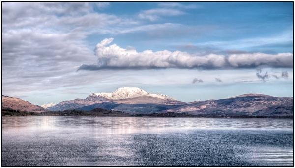 On Loch Lomond by TrevBatWCC