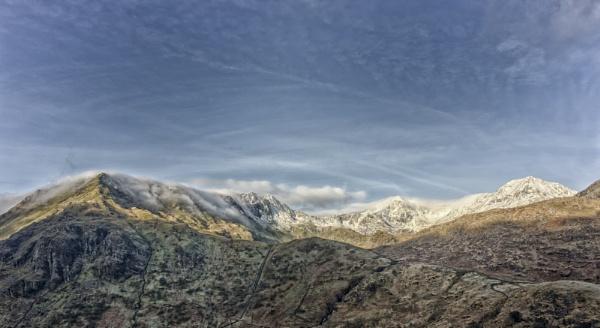 Snowdon horseshoe by wynn469