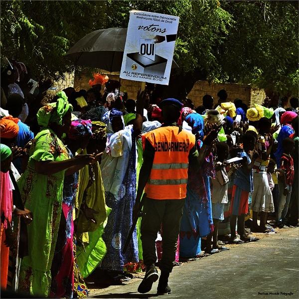 Referendum 20.03.2016  Senegal by papajedi
