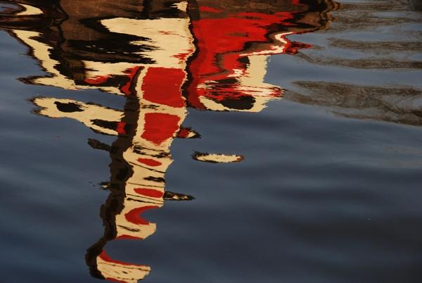 Reflecting... by Chinga