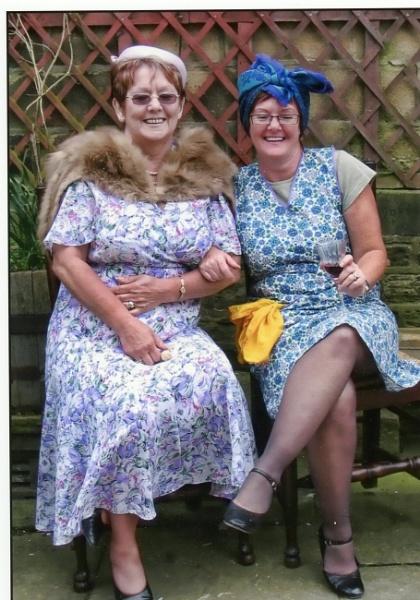 1940,s Ladies by stocksbridge