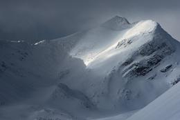 Winter Light- Beinn Eighe
