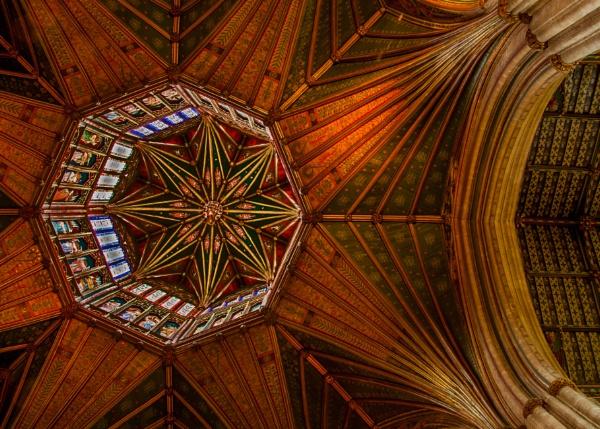 Ely Cathedral again by bobtl
