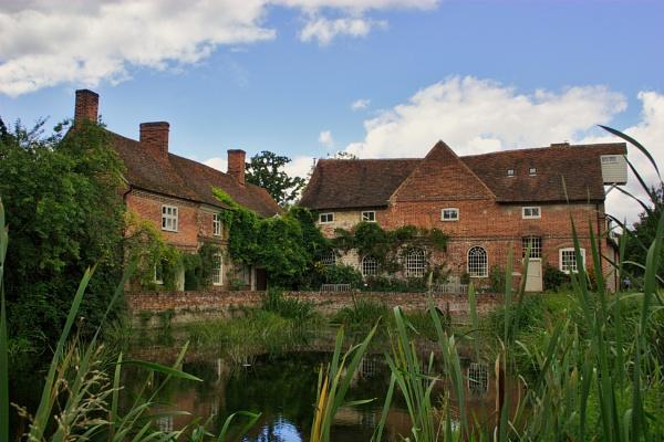 Flatford Mill by ttiger8