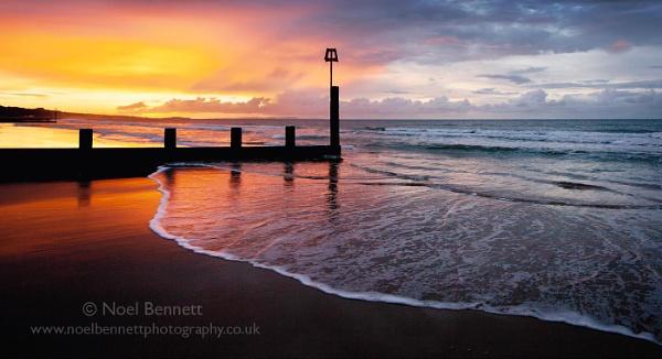 Morning Tide by NoelBennettPhotography