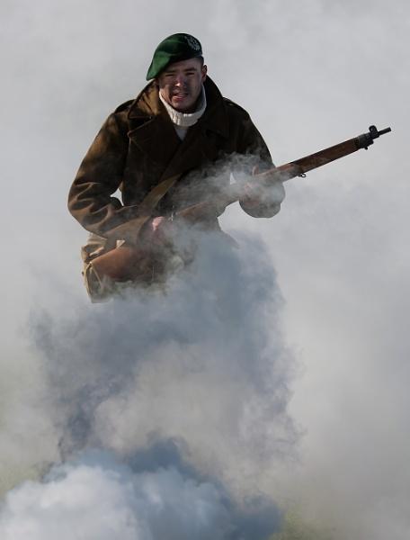 Smoke Attack by martin.w