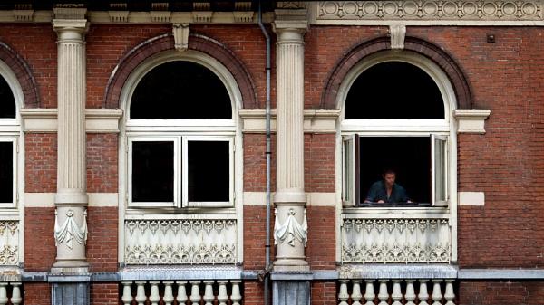 Amsterdam by Inner-Funk