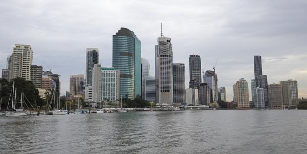 Brisbane Buildings by NeilSchofield