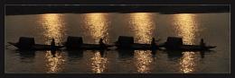 Boatman in The Ganges