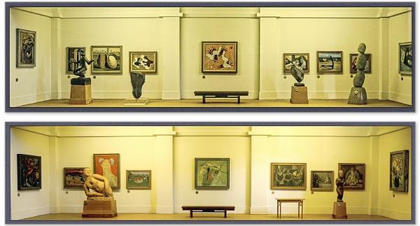 Works of Art by Kurt42