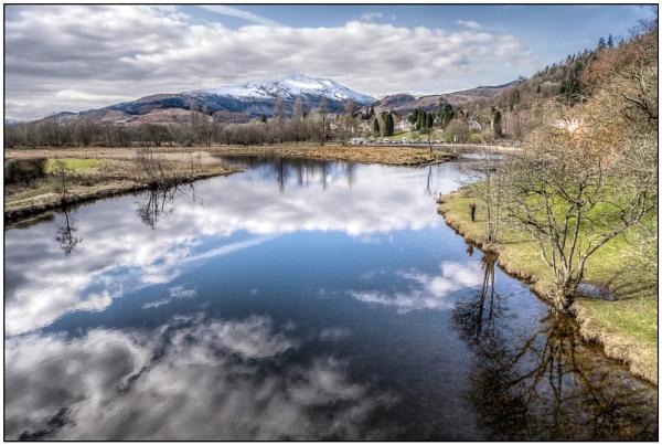 River Teith, Callander by TrevBatWCC