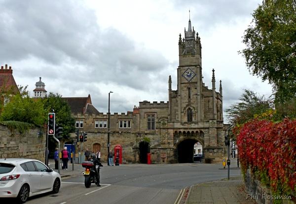 The Eastgate, Warwick by gonedigital62