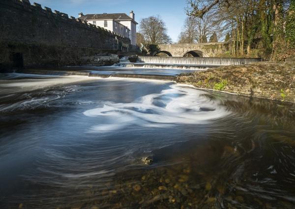 Tavistock Salmon Weir by topsyrm