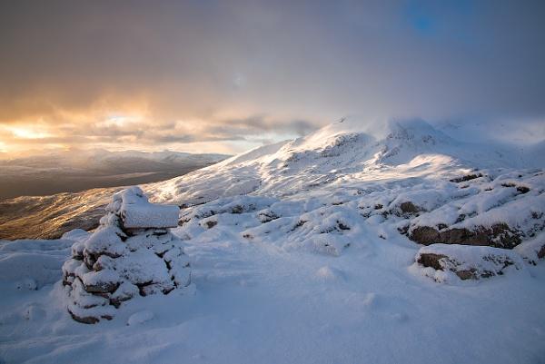 Winters Last Grasp by cdm36