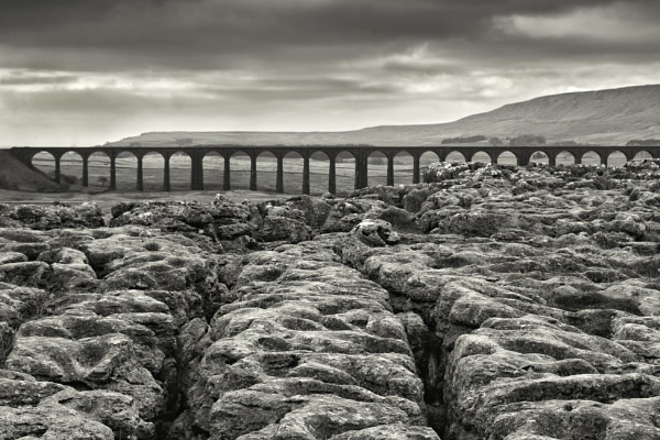Ribblehead Viaduct by WeeGeordieLass