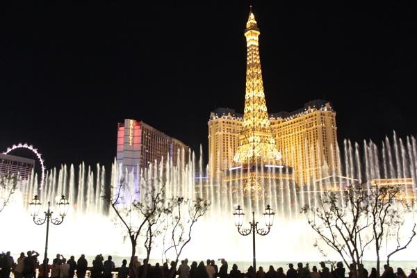 Las Vegas. by shishidog