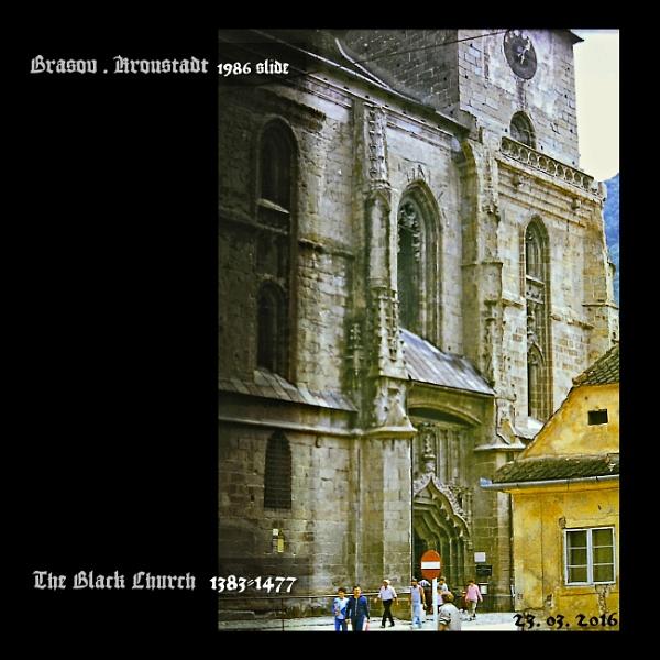 Black Church by gss