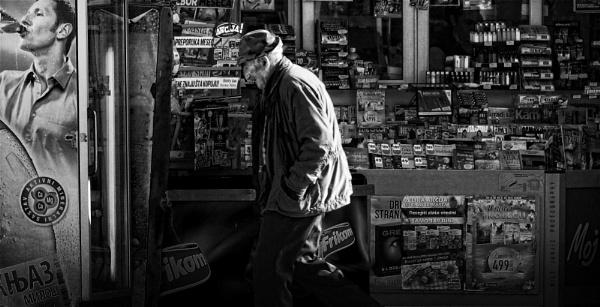 Grandpa by MileJanjic