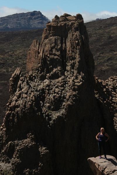 Mount Teide Tenerife by Photony