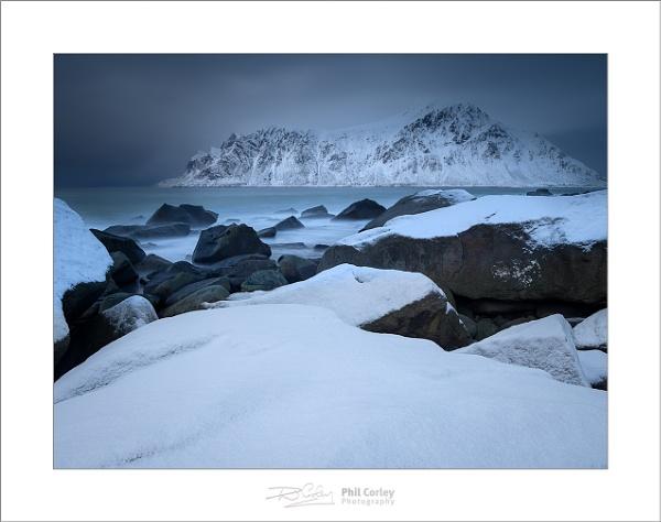Twilight Flakstad No. 2 by PhilCorleyPhoto