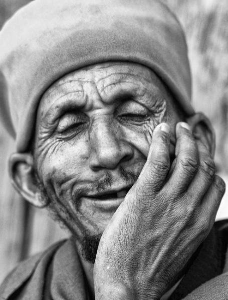 Ethiopian Priest by Backabit
