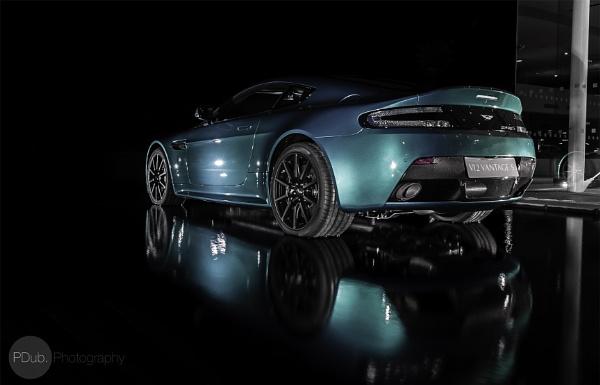 Aston Martin V12 Vantage S by PDubPhoto