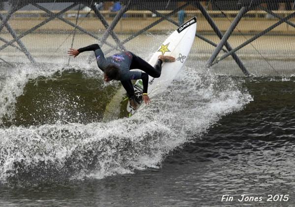 Hawian Surfer Albee Layer @ Surf Snowdonia by finj4321