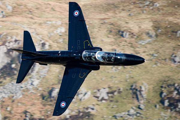 RAF Hawk T by John_Wannop