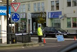 Crime Scene, Easter Sunday